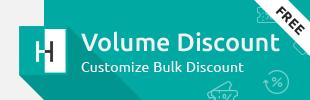 Volume Discount